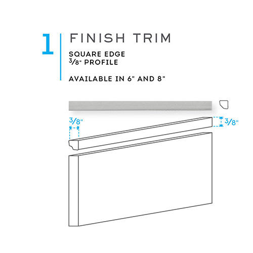 Ashbury-Finish Trim