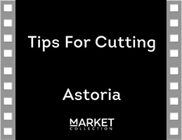 How to cut Astoria tiles
